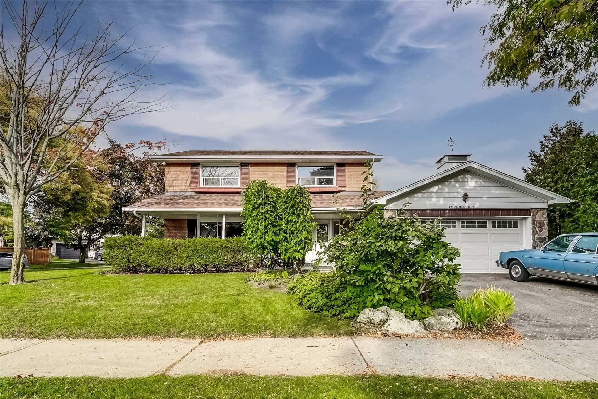 291 Chantenay Dr, Mississauga, ON L5A1E6 - MLS#: W5400819