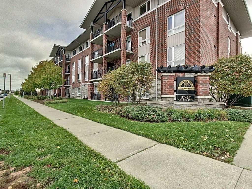 37 Goodwin Dr #206, Guelph, ON N1L0E6 - MLS#: X5411833