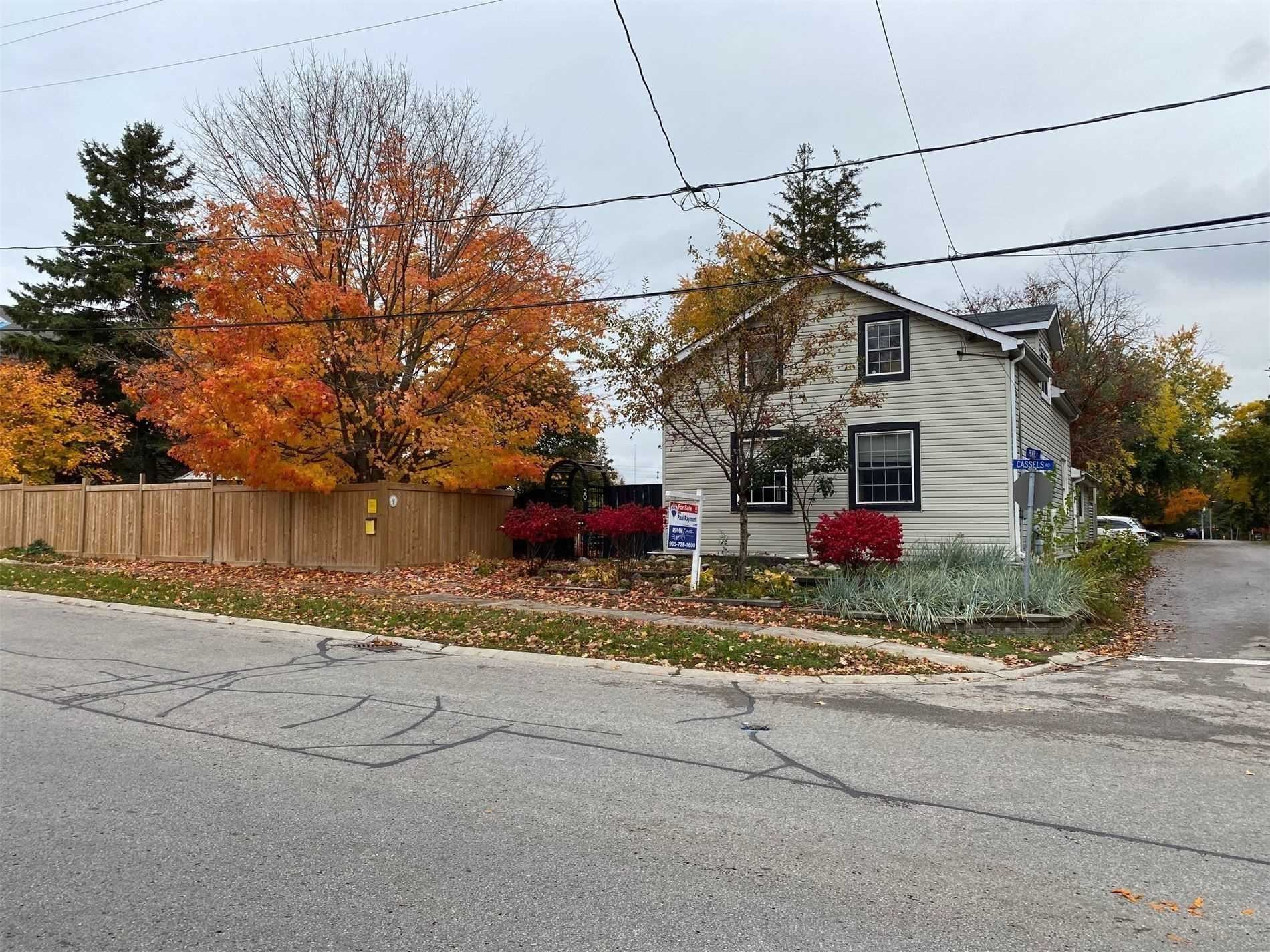 20 Cassels Rd E, Whitby, ON L1M1A4 - MLS#: E5193973