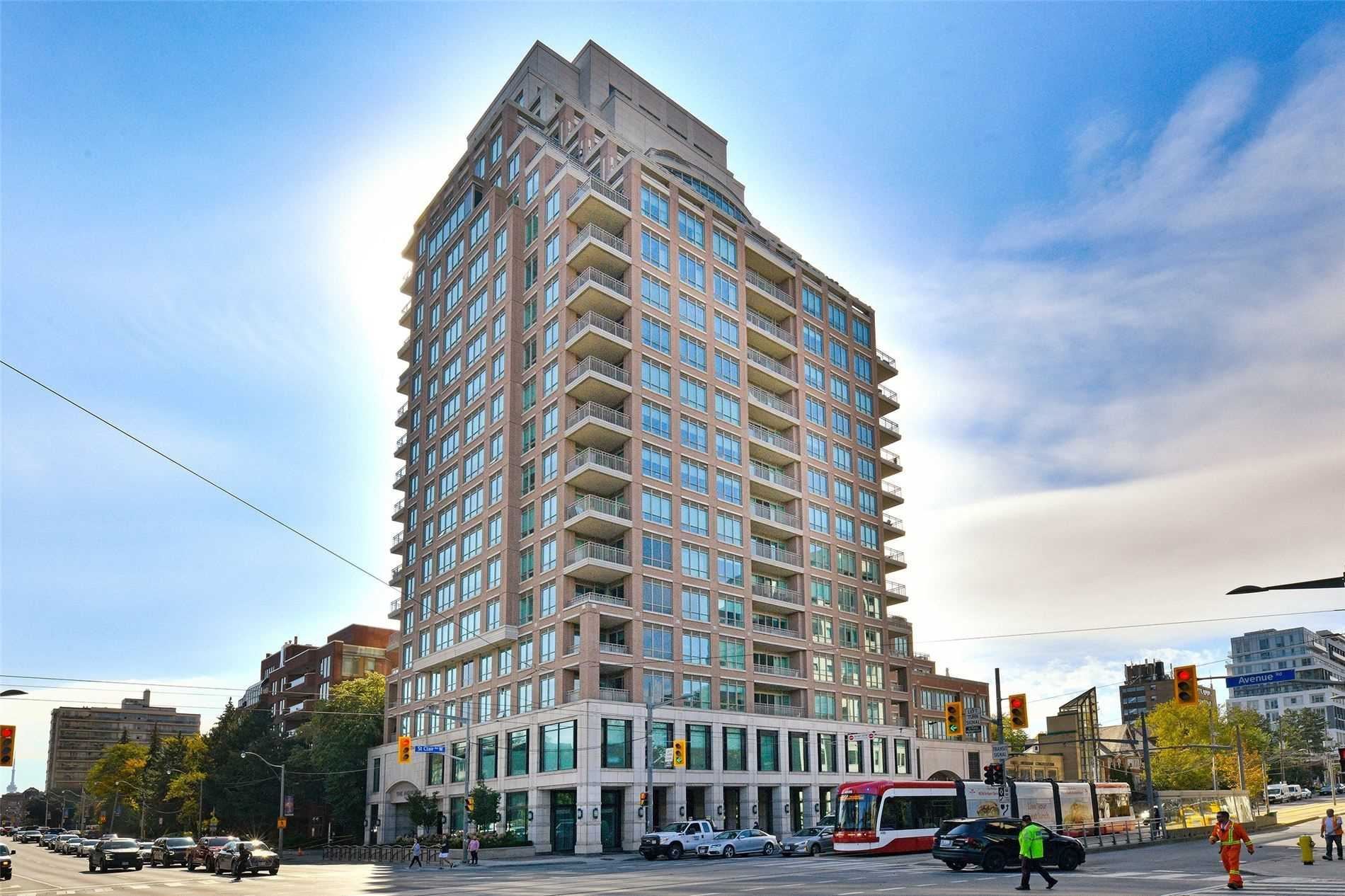 155 St Clair Ave W #301, Toronto, ON M4V0A1 - MLS#: C5400997