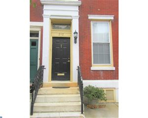 Photo of 212 CATHARINE ST, PHILADELPHIA, PA 19147 (MLS # 7063050)