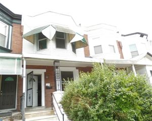 Photo of 105 S 61ST ST, PHILADELPHIA, PA 19139 (MLS # 7207327)