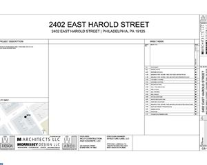 Photo of 2402 E HAROLD ST, PHILADELPHIA, PA 19125 (MLS # 7077616)
