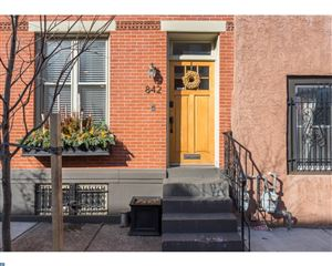Photo of 842 N 25TH ST, PHILADELPHIA, PA 19130 (MLS # 7134656)