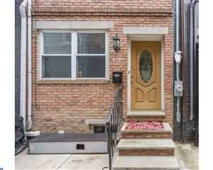 Photo of 908 S SCHELL ST, PHILADELPHIA, PA 19147 (MLS # 7098816)