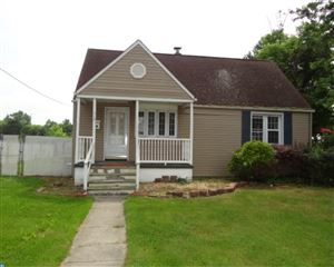 Photo of 418 MANOR AVE, CARNEYS POINT, NJ 08069 (MLS # 7199890)