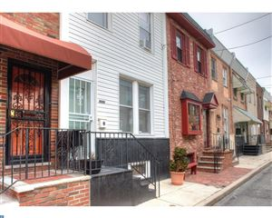 Photo of 2136 S CHADWICK ST, PHILADELPHIA, PA 19145 (MLS # 7123897)