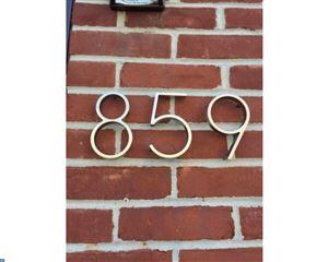 Photo of 859 N TANEY ST, PHILADELPHIA, PA 19130 (MLS # 7195899)