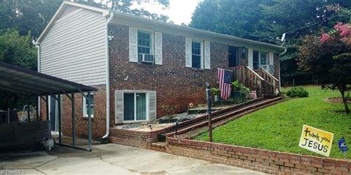 Photo of 4914 Thornbrook Lane, Winston Salem, NC 27105 (MLS # 989053)