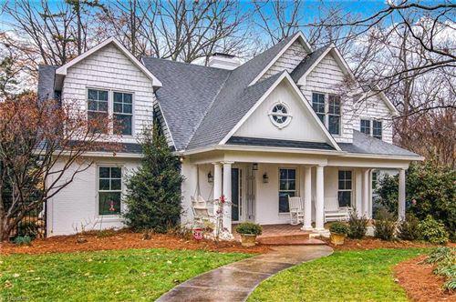 Photo of 1611 Thornecliffe Street, Winston Salem, NC 27104 (MLS # 1013087)