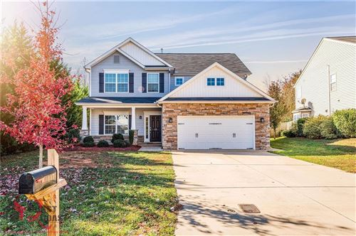 Photo of 117 Creeks Edge Court, Clemmons, NC 27012 (MLS # 957097)