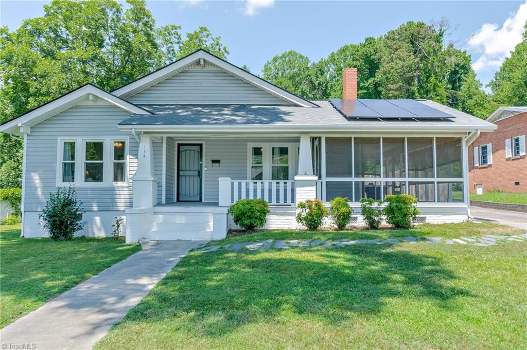 Photo of 134 Liberty Street, Asheboro, NC 27203 (MLS # 988100)
