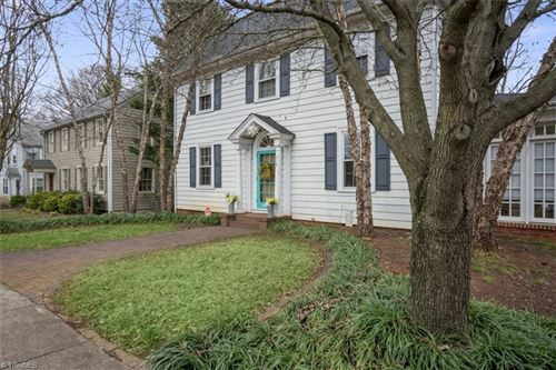Photo of 519 Hawthorne Road, Winston Salem, NC 27103 (MLS # 962101)