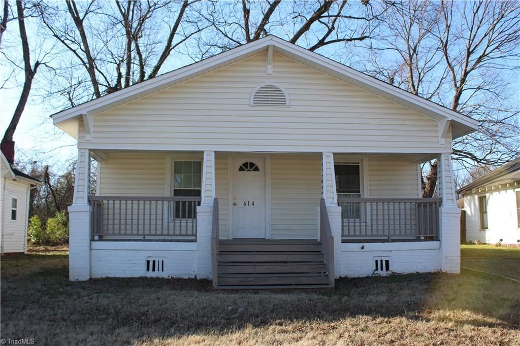 Photo of 614 Arch Street, High Point, NC 27260 (MLS # 962123)