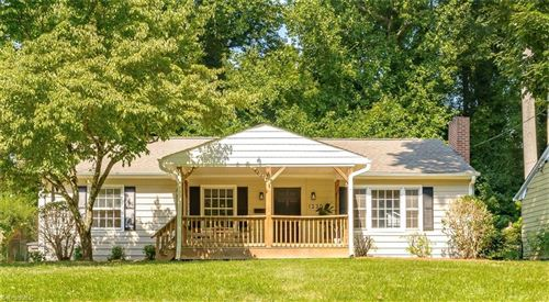 Photo of 1230 Irving Street, Winston Salem, NC 27103 (MLS # 986133)