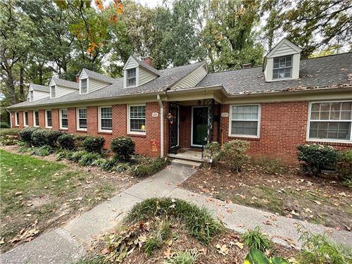 Photo of 1221 Pamlico Drive, Greensboro, NC 27408 (MLS # 1047153)