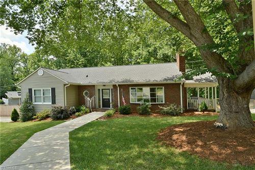 Photo of 1230 Magnolia Street, Winston Salem, NC 27103 (MLS # 984156)