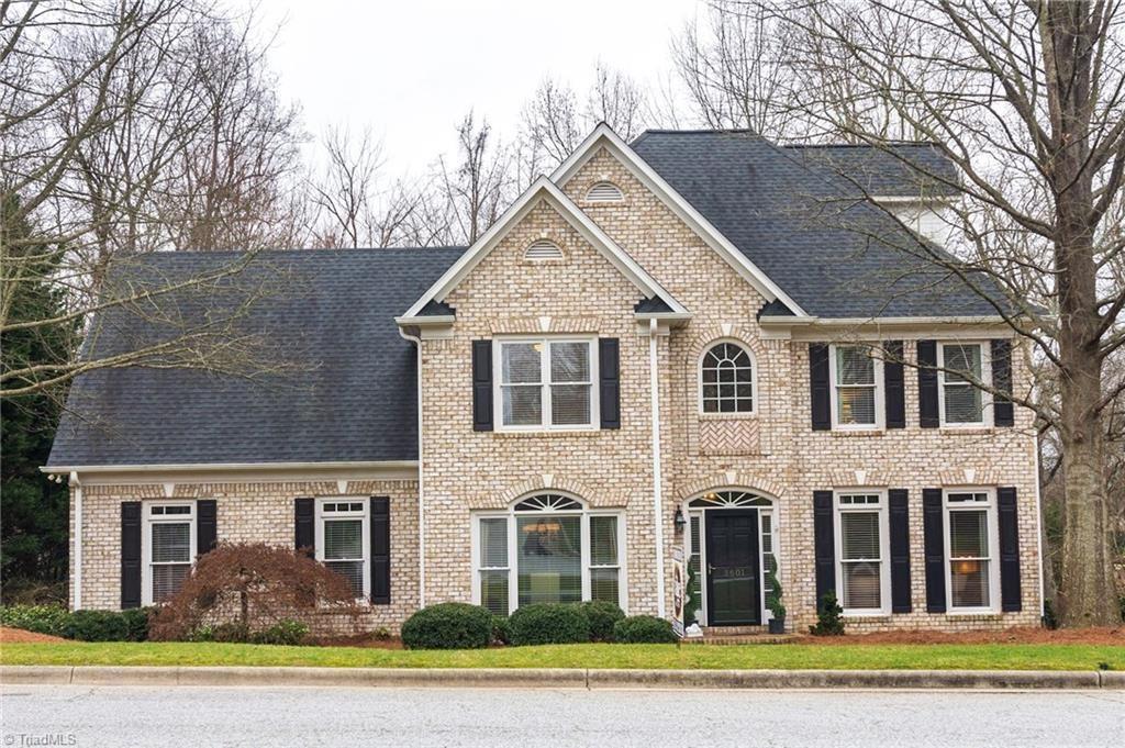 Photo of 3601 Timberoak Drive, Greensboro, NC 27410 (MLS # 966157)
