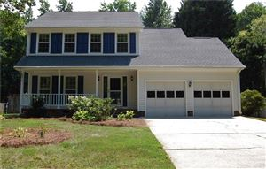 Photo of 2409 Quaker Landing Road, Greensboro, NC 27455 (MLS # 941169)