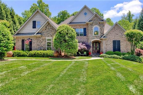 Photo of 4093 White Hawk Lane, Winston Salem, NC 27106 (MLS # 977172)