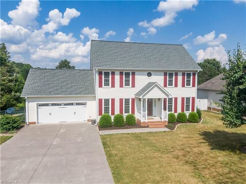 Photo of 1745 Ammons Drive, Clemmons, NC 27012 (MLS # 986186)
