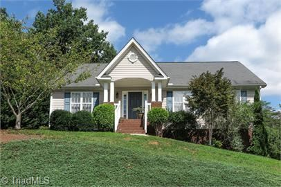 Photo of 389 Lewisville Trails Road, Lewisville, NC 27023 (MLS # 959192)