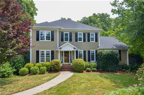 Photo of 5612 Saddlebrook Drive, Lewisville, NC 27023 (MLS # 986221)