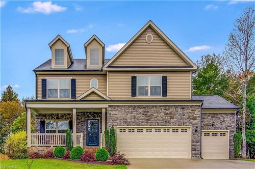 Photo of 2683 Splitbrooke Drive, High Point, NC 27265 (MLS # 999257)