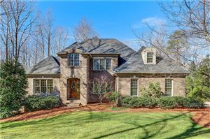 Photo of 6097 Mountain Brook Road, Greensboro, NC 27455 (MLS # 916269)
