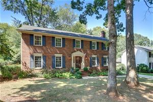 Photo of 3407 Round Hill Road, Greensboro, NC 27408 (MLS # 951280)