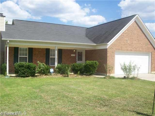 Photo of 613 Herman Gist Road, Greensboro, NC 27401 (MLS # 987286)