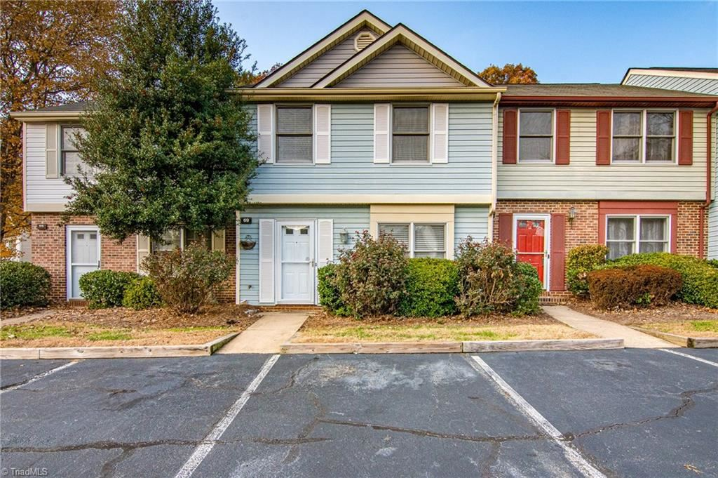 Photo of 3703 Cotswold Terrace #69, Greensboro, NC 27410 (MLS # 957294)