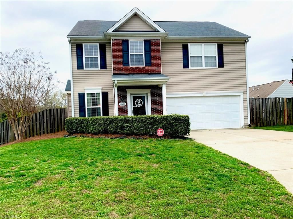Photo of 2683 Hidden Pond Cove, High Point, NC 27265 (MLS # 971305)