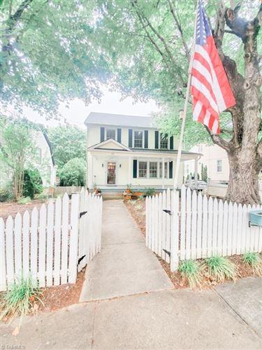 Photo of 422 Horace Mann Avenue, Winston Salem, NC 27104 (MLS # 984323)