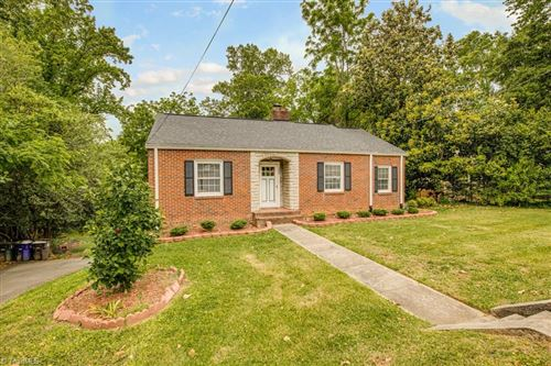 Photo of 1052 Magnolia Street, Winston Salem, NC 27103 (MLS # 977326)