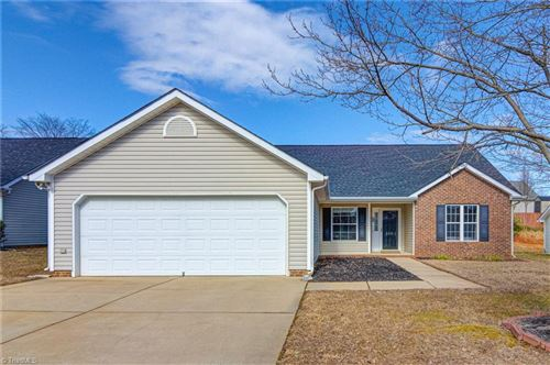 Photo of 225 Fiddlers Knoll Court, Kernersville, NC 27284 (MLS # 1022346)