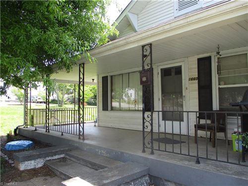 Photo of 1660 Mansfield Street, Winston Salem, NC 27107 (MLS # 1023348)