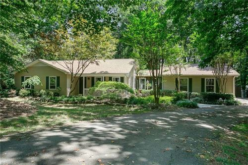 Photo of 2490 Mount Salem Road, Pfafftown, NC 27040 (MLS # 984355)