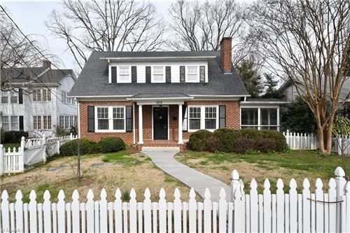 Photo of 1012 S Hawthorne Road, Winston Salem, NC 27103 (MLS # 968373)