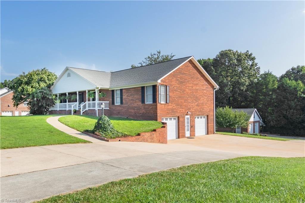 Photo of 2734 Union Grove Road, Lexington, NC 27295 (MLS # 989377)