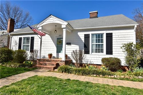 Photo of 2225 Rosewood Avenue, Winston Salem, NC 27103 (MLS # 967379)