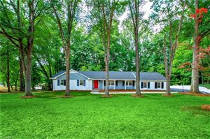 Photo of 3585 Milhaven Road, Winston Salem, NC 27106 (MLS # 941390)