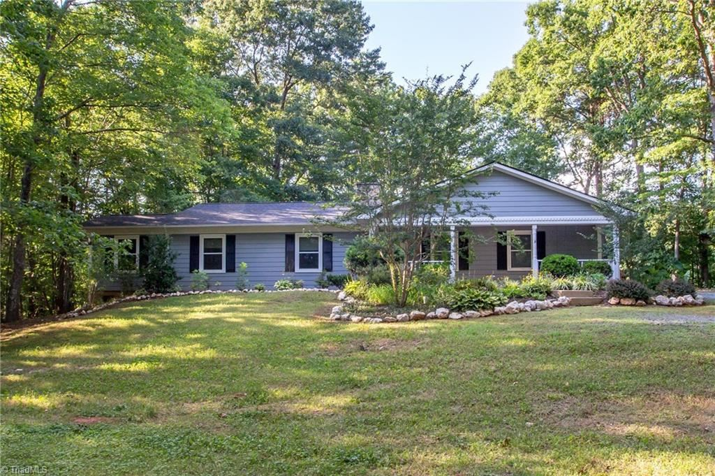 Photo of 1396 Miles Moffitt Road, Asheboro, NC 27205 (MLS # 987408)