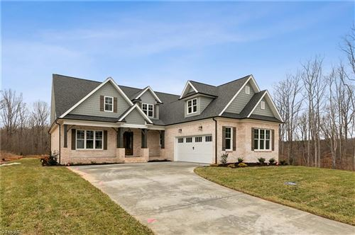Photo of 5684 Cedarmere Drive, Winston Salem, NC 27106 (MLS # 997428)