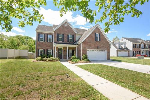 Photo of 1714 Woodstone Drive, Winston Salem, NC 27127 (MLS # 1022430)