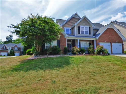 Photo of 3535 Glenfield Lane, Clemmons, NC 27012 (MLS # 984466)