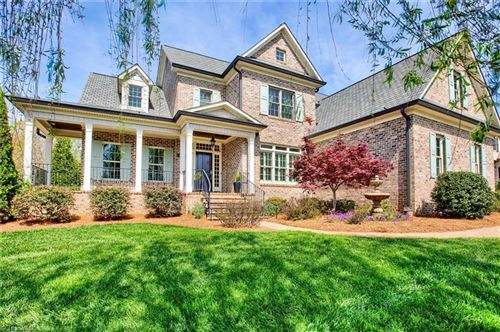 Photo of 826 Windalier Lane, Winston Salem, NC 27106 (MLS # 971477)