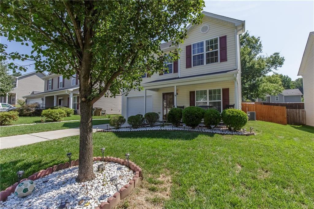 Photo of 2610 Nana Lane, Greensboro, NC 27405 (MLS # 989479)