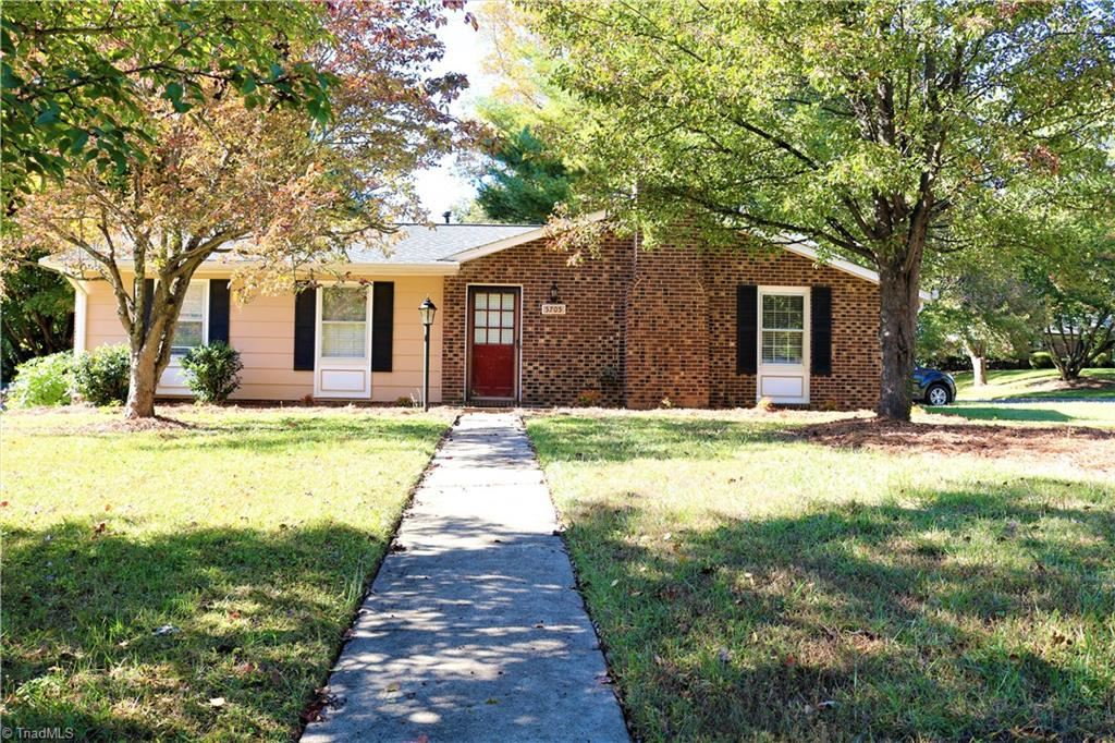 Photo of 5705 Courtfield Drive, Greensboro, NC 27455 (MLS # 957484)
