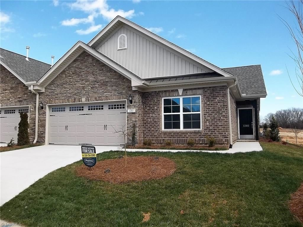 Photo of 3823 Galloway Court #Lot 68, High Point, NC 27265 (MLS # 971486)